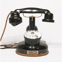 Telefono Antiguo Frances Marca Ptt Thomson Houston De 1925