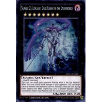 Yugioh Number 23: Lancelot, Dark Knight Of The Underworld