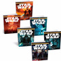 Star Wars Kit 6 Livros Lacrados Oportunidade