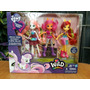 My Little Pony Equestria Girl Wild Rainbow