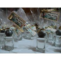 Souvenirs Perfumes Símil, En Vidrio,¡¡regalo!! (25 Unidades)