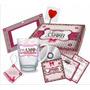 Kit Presente Para Namorado 5 Sentidos Do Amor Namorada