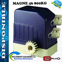 Motor Para Porton Magne46 Dkc 800kg Kit Completo