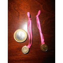 Barbie Accesorios Deporte Medalla Dorada Ganadora Olímpica