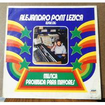 Disco Compilado Epoca De Los 80 Alejandro Pont Lezica