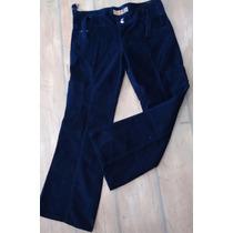 Pantalón De Corderoy Semi Oxford Talles 48 Y 50