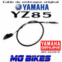 Cable Embrague Yamaha Yz 85 Original Al Mejor $$ Mg Bikes