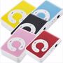 10 Reproductore Mp3 Micro Sd Tipo Shuffle Portable Plastico