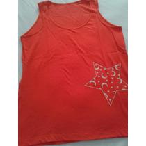 Pijama Tipo Camiseta Ovejita 100 % Algodon