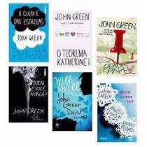 Coleção John Green Kit 6 Livros Novos E Lacrados