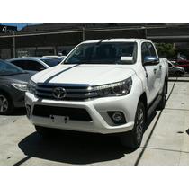 Toyota Hilux Srx C/cuero 4x4 Okm At Linea 2016