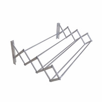 Varal Sanfonado 7 Varetas Todo Alumínio(l) 60cm X 43cm