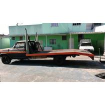 Guincho Plataforma Fixa / C-10 Pra Vender