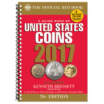Catalogo De Monedas De Estados Unidos 2017, 70 Edicion