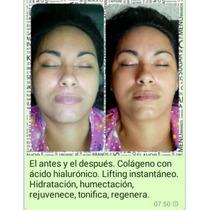 Colágeno Hialurónico Reafirma Rejuvenece Hidrata Humecta