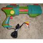 Tortugas Ninjas Pistola Laser Juego Electronico Plug & Play