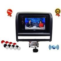 Kit Dvd Multimidia Fiat Idea Sensor Camera De Ré Usb