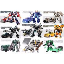 Transformers Optimus Prime, Bumblebee, Megatron, Ironhide