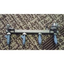 Flauta C/4 Bico Injetor Vectra E Astra 1.8 16v De 96a02 Gm