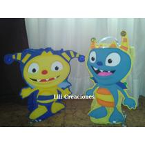 Piñatas Henry, Vaquerita, Mickey, Dragon Boll Y Otros..