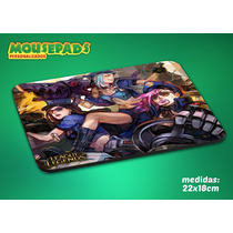 Mousepads League Of Legends