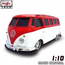 Volkswagen Van Samba (kombi) Maisto Controle Remoto 1:10