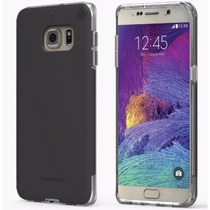 Pure Gear Caratula Dualtek Pro Galaxy S6 Edge Plus Negro