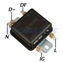 Regulador De Voltagem 14v 55a Ford Dodge Vw Gauss Ga057