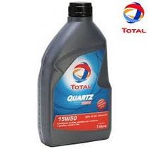 Oleo Lubrificante Semissintetico Quartz 7000 15w-50 Dinatec