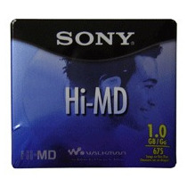 Mini Disc Hi-md Sony 1gb - 18035