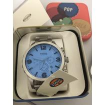 Relógio Fóssil Jr1509 Novo Na Caixa Original.
