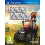 Farming Simulator Ps Vita Jogo Fazenda Psvita Novo Física