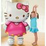 Globos Gigante Metalizado Bob Esponja Hello Kitty Cumpleaños