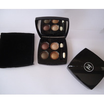 Paleta De Sombra Chanel - Les 4 Ombres - Pronta Entrega