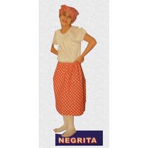 Disfraz De Negrita