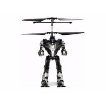 Robot Drone Helicoptero Cx16 365 Grados Battle Robot