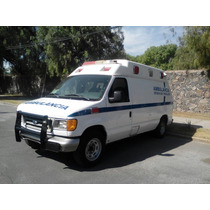 Ambulancias Ford Años 2005