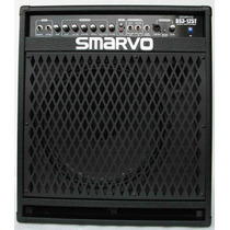 Amplificador P/ Bajo Smarvo 125 Watts Flash Musical Tigre