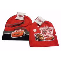 Gorro Disney Cars Rayo Mc Queen Lana Original - Mundo Team