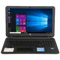 Hp Pantalla 15.6 Dual-core +500gb+ 4gb+wifi+bluetooth+wecam