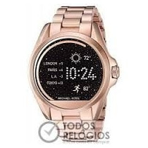 Michael Kors Access Touch Screen Ouro Rosa Bradshaw