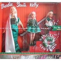 Juguete Canto De Vacaciones Hermanas De Barbie Stacie Kelly
