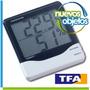 Termohigrometro Tfa Termómetro Higrómetro Humedad Max Y Min