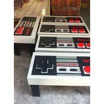 Mesa En Forma De Control Nintendo, Consolas, Xbox, Playstat