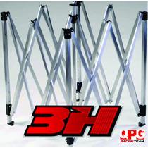 Estructura De Hierro 3x6 Para Carpa 3h Qpg Team