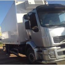 Caminhão Volvo Vm 260 Truck Baú Refrigerado - 2010