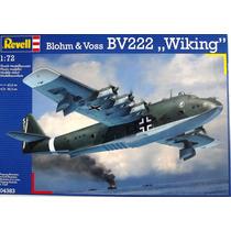 Avião Blohm & Voss Bv222 Wiking Kit Revell 1/72 P/ Montar