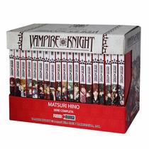 Manga Completo Vampire Knight Edición Para Coleccionistas
