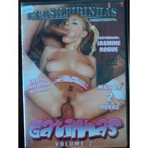 Dvd Brasileirinhas Pornô Vários Títulos Adulto R$ 29,90 Cada
