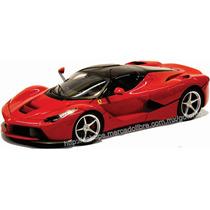 Maisto Ferrari Laferrari 1/18 S. E. Diecast Metal Precioso !